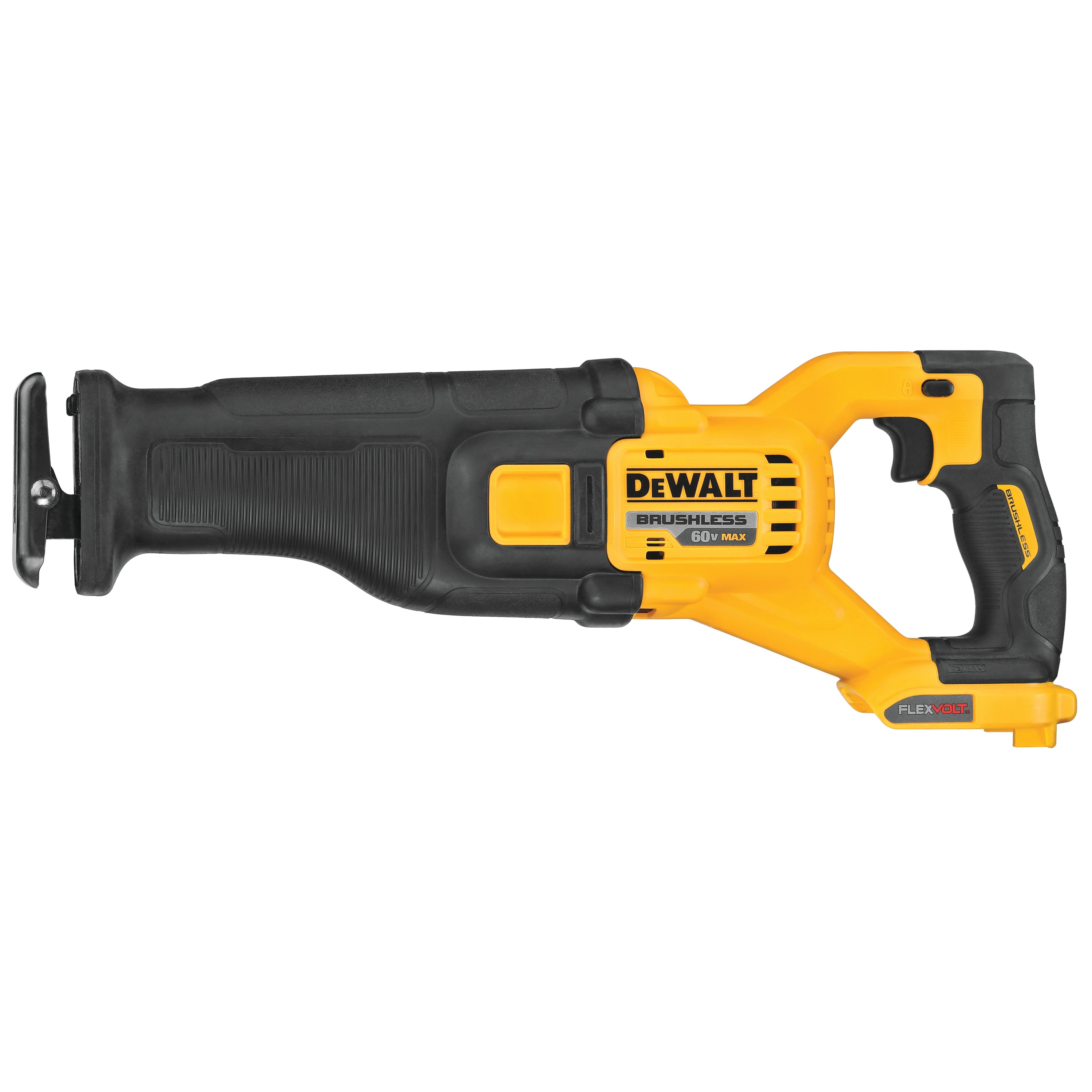 Cordless Reciprocating Saw - FLEXVOLT® 60V MAX* Brushless (TOOL ONLY) - Saws