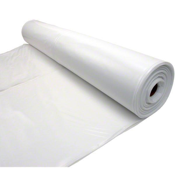 Poly- 6 Mil Clear 20 ft x 100 ft - Building Materials