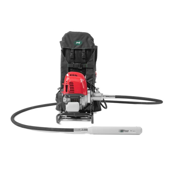 Backpack Vibrator 50cc Engine Assembly (shaft and head not included) - Concrete Equipment