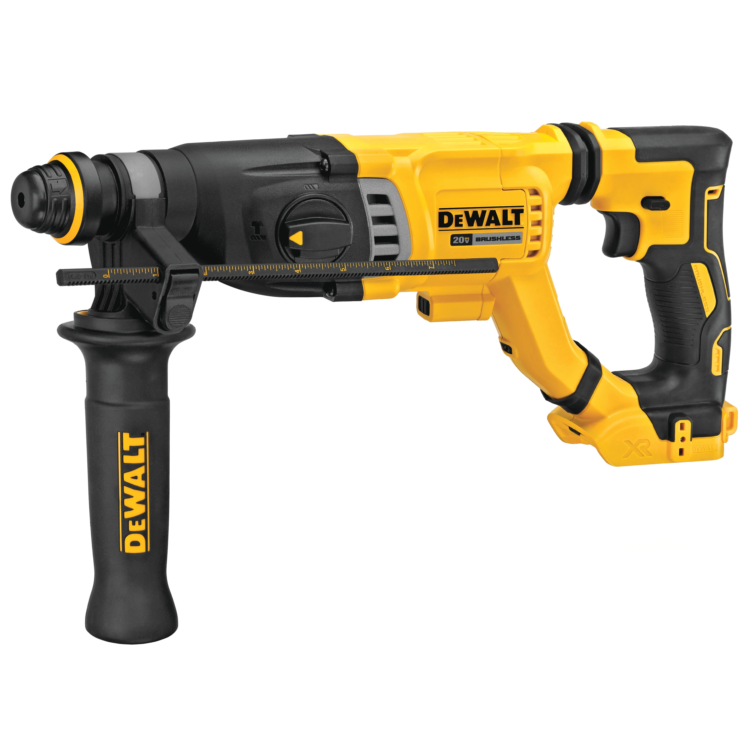 Hammer Drill - 20V MAX* 1-1/8 IN. Brushless Cordless SDS Plus D-Handle (TOOL ONLY) - Rotary & Demolition Hammer Drills