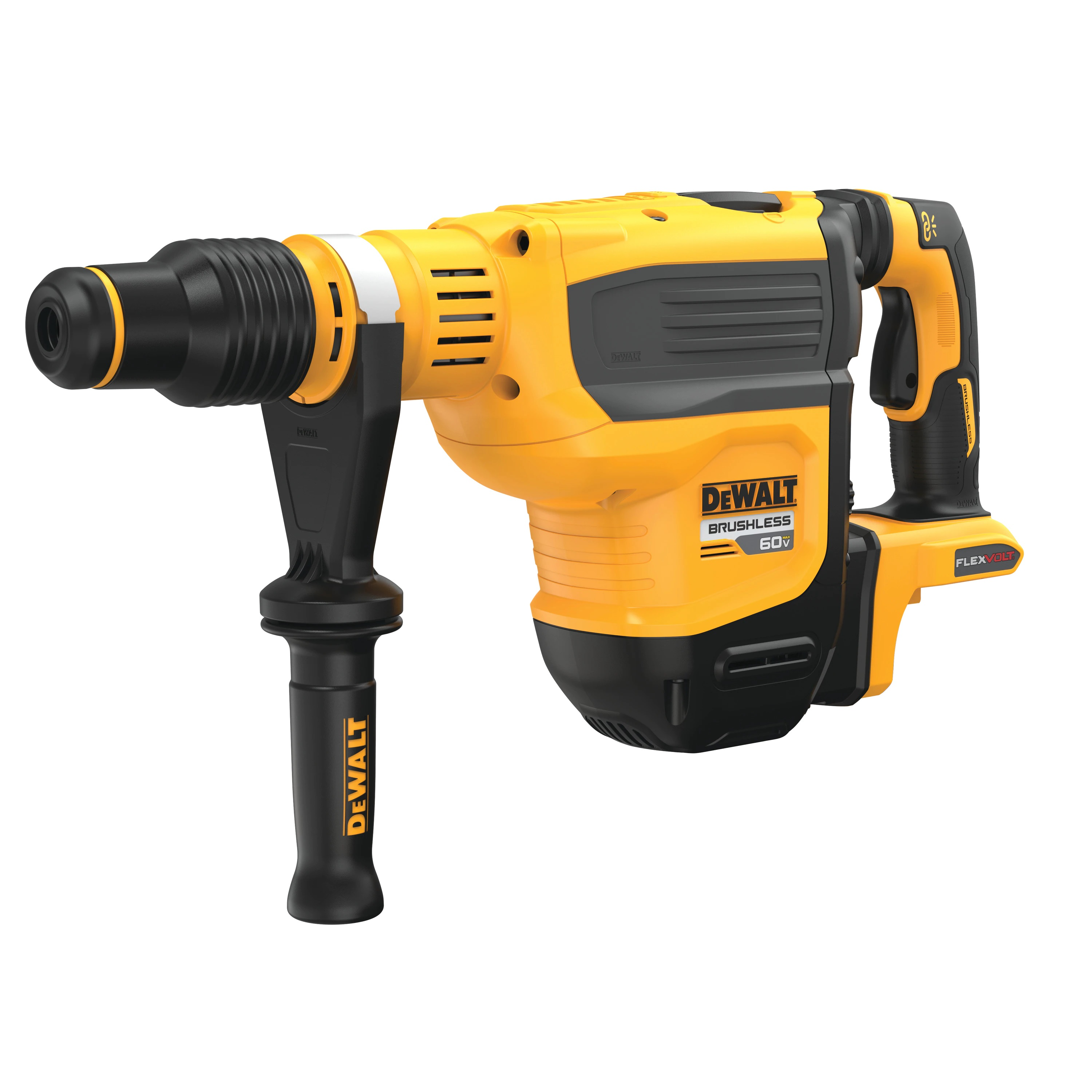 Hammer Drill - 60V MAX* 1-3/4 IN. SDS Max Brushless (TOOL ONLY) - Rotary & Demolition Hammer Drills