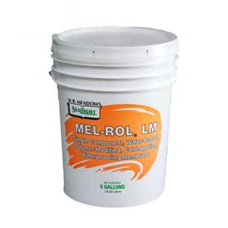 Mel-Rol LM Liquid Waterproofing Membrane - Construction Powders & Chemicals