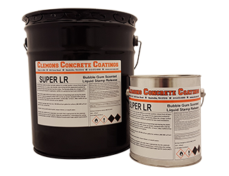 Clear Liquid Stamp Release - Decorative Concrete Products
