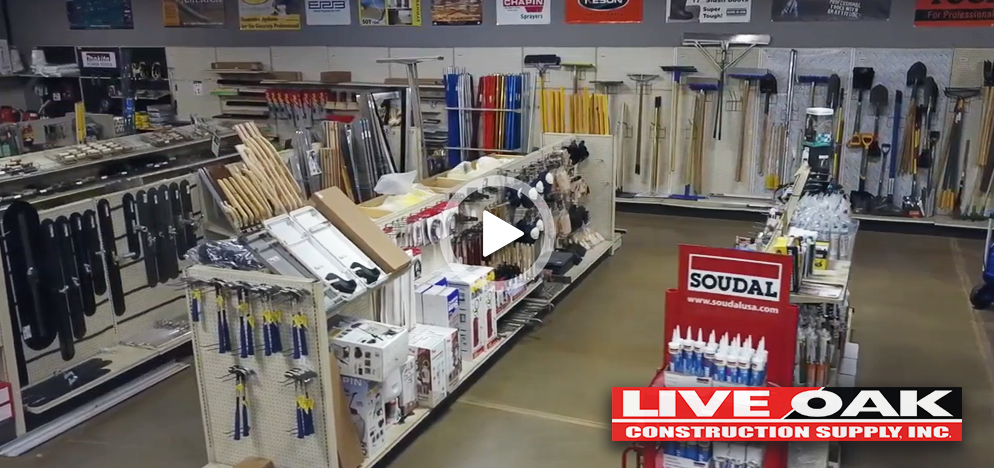 Live Oak Construction Supply Store
