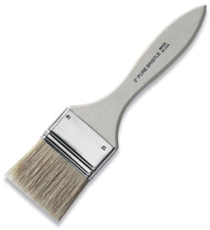 Chip Brush-1 in W/ Wood Handle / Hand Tools