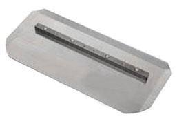 Silver Combination Trowel Blade / Concrete Tools