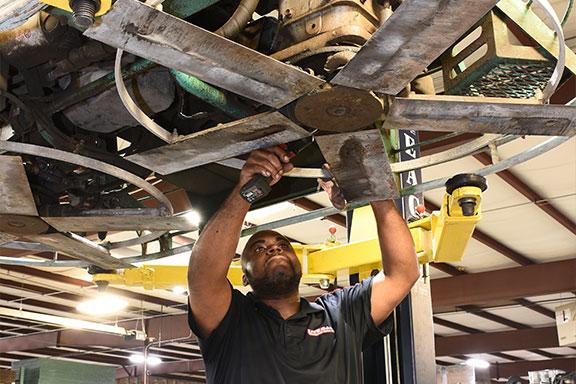 Construction Equipment & Tool Repair
