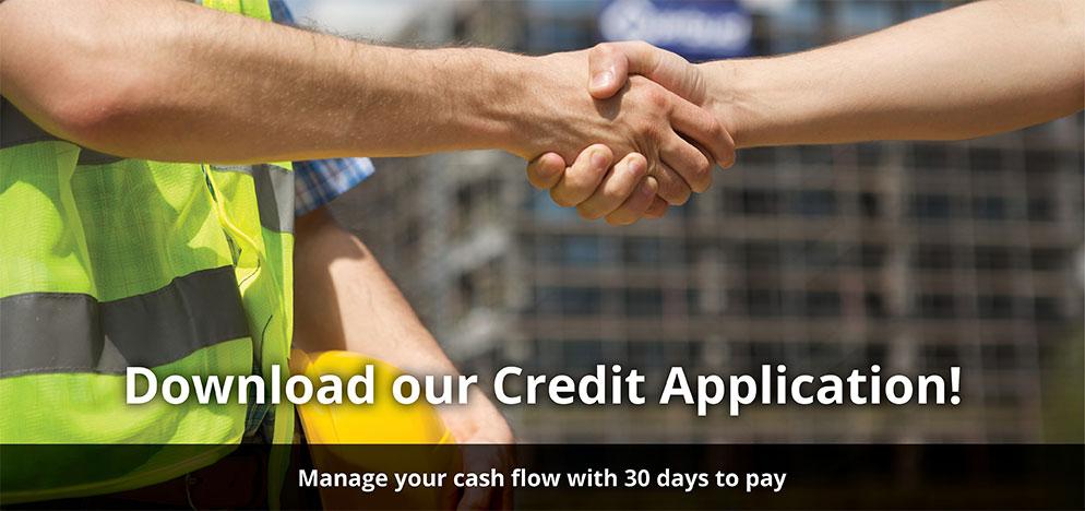 Download Credit Application